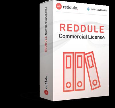 Reddule with Reseller License